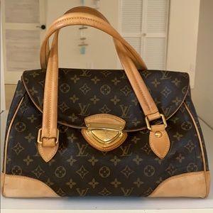 Louis Vuitton Beverly GM Bag
